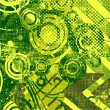 Grunge Retro- Hintergrund   lizenzfreie abbildung