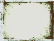 Grunge retro style frame design for your projects Royalty Free Stock Photo