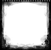 Grunge retro style frame for your projects Royalty Free Stock Photo