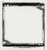 Grunge retro style frame for your projects Royalty Free Stock Image