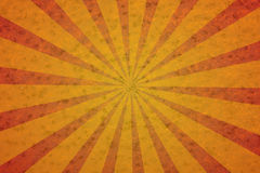 Grunge retro sunbeam rusty texture Royalty Free Stock Image