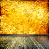 Grunge retro vintage background Royalty Free Stock Photos