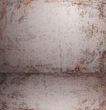 Grunge retro vintage interior. Vector background Royalty Free Stock Photo
