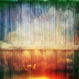 Grunge retro vintage wood Royalty Free Stock Image