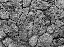 Grunge rock wall background Stock Photo