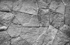 Grunge rock wall background Stock Photography