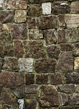 Grunge rock wall background Royalty Free Stock Images