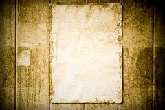 grunge rocznik stary papierowy Zdjęcie Stock