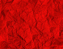 Grunge rode document textuur Stock Foto's