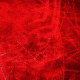 Grunge rode textuur als achtergrond - donkerrode backdro van de valentijnskaart` s dag Royalty-vrije Stock Foto's