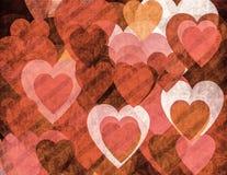Grunge romantic background Royalty Free Stock Photography