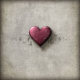 Grunge romantique photos stock