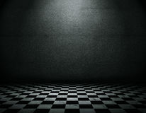 Grunge room background Stock Images