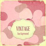 Grunge Rose background Royalty Free Stock Images
