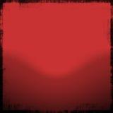Grunge rosso illustrazione vettoriale