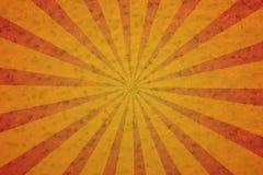 Grunge rostige Beschaffenheit des Retro- Sunbeam Lizenzfreies Stockbild