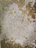 Classic vintage rough wall, rough stained concrete wall texture stock image