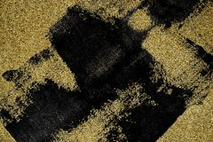 Grunge Rough concrete neutral ultra yellow texture, stone surface, cement background.  Royalty Free Stock Photography