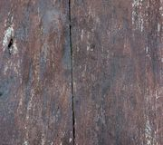 Grunge rough detailed wooden background of vintage Stock Images