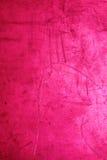 Grunge Roze textuur als achtergrond - trillende gekleurde rode valentijnskaart ` Royalty-vrije Stock Fotografie