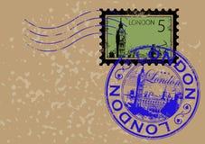 Grunge rubber stamp Stock Photos