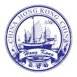 Grunge rubber stamp Royalty Free Stock Image