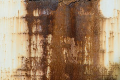 Grunge rust. Grunge texture, a rusted metal backdrop with flaky paint Stock Photos