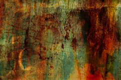 Grunge and rust background royalty free stock photography