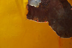 Grunge rust closeup texture Royalty Free Stock Photography
