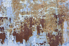 Grunge rust wall Royalty Free Stock Image