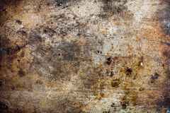Grunge rusted metal textured background royalty free stock photography