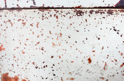 Grunge rustic textured metal background.  Royalty Free Stock Photography