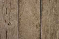 Grunge Rustic Wood Plank Background stock images