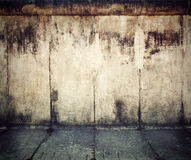 Grunge, rusty concrete wall background Royalty Free Stock Photos