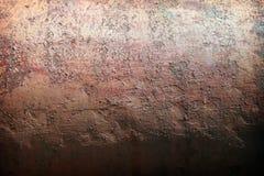 Grunge rusty metal background Stock Image