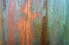 Grunge rusty metal texture Royalty Free Stock Images