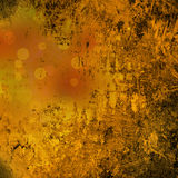 Grunge rusty scratched metal background Stock Photography