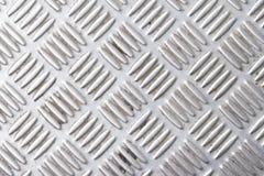 Grunge Rusty Steel Floor Plate Stock Image