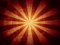 grunge słońce Fotografia Royalty Free
