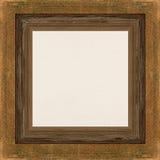 Grunge scrapbook frame Stock Images