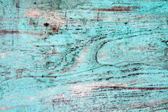 Grunge scratch green wooden floor texture Stock Photos