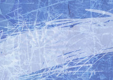 Grunge_scratch_wall. Blue scratching grunge wall with scrawl Royalty Free Stock Photography