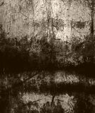 Grunge Scratched Metal Stock Images