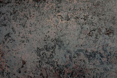 Grunge scratched metal Royalty Free Stock Photo