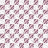Grunge seamless maroon texture broken fractal patterns. Grunge seamless abstract maroon texture on white background. Arranged in a staggered manner two medium Royalty Free Stock Photo