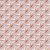 Grunge seamless orange texture broken fractal patterns Royalty Free Stock Photo
