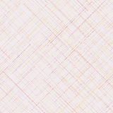 Grunge seamless pattern. Plaid Fabric texture. Random lines. Delicate colors. Royalty Free Stock Images