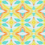 Grunge seamless texture of pastel strokes. Crayons seamless abstract grunge background. Design element. Stock Photo