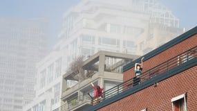 Grunge Seattle imagen de archivo