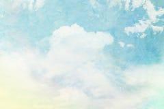 Grunge Sky Abstract Stock Photo